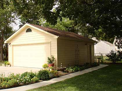 Ewing Home Improvement Garage Builder